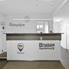 Отель Brygga Gjestehus фото 6