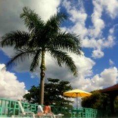 Отель Coral Seas Garden Resort спортивное сооружение
