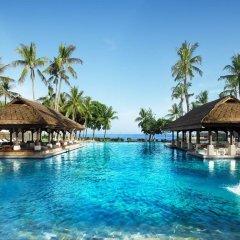 Отель InterContinental Bali Resort бассейн фото 2