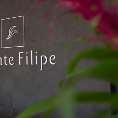 Monte Filipe Hotel & Spa спортивное сооружение