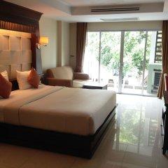 Отель August Suites Pattaya Паттайя комната для гостей