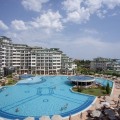 Отель Emerald Beach Resort & SPA Болгария, Равда - отзывы, цены и фото номеров - забронировать отель Emerald Beach Resort & SPA онлайн бассейн фото 3