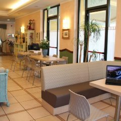 Hotel Mondial Порто Реканати интерьер отеля