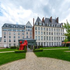 Hotel Dukes' Palace Bruges детские мероприятия