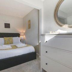 Отель Laburnum By the Sea Великобритания, Лансинг - отзывы, цены и фото номеров - забронировать отель Laburnum By the Sea онлайн комната для гостей фото 5