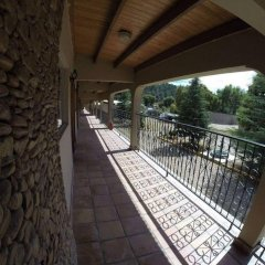 Hotel Cascada Inn балкон