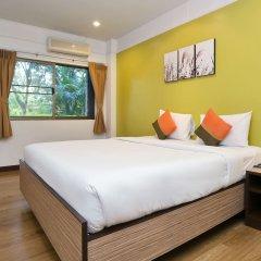Отель Pattra Mansion by AKSARA Collection Таиланд, Пхукет - отзывы, цены и фото номеров - забронировать отель Pattra Mansion by AKSARA Collection онлайн комната для гостей фото 4