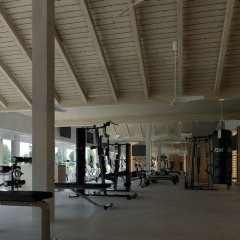Отель Grand Sirenis Punta Cana Resort Casino & Aquagames фитнесс-зал фото 3