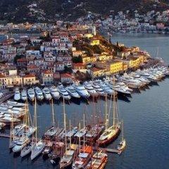 Отель Arcadia Suites & Spa Греция, Галатас - отзывы, цены и фото номеров - забронировать отель Arcadia Suites & Spa онлайн пляж фото 2