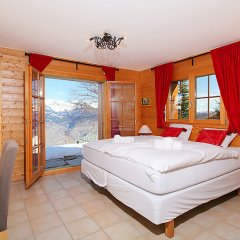 Отель Mimique - Four Bedroom Нендаз комната для гостей фото 4