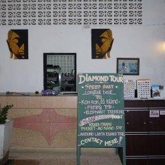 Отель Diamond Sand Palace Таиланд, Ланта - отзывы, цены и фото номеров - забронировать отель Diamond Sand Palace онлайн с домашними животными