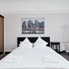 Апартаменты LUXKV Apartment on Zemlyanoy Val 52 комната для гостей фото 3