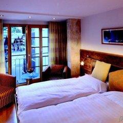 Отель Pollux Швейцария, Церматт - отзывы, цены и фото номеров - забронировать отель Pollux онлайн комната для гостей фото 4