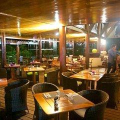 Отель Manava Beach Resort and Spa Moorea Французская Полинезия, Папеэте - отзывы, цены и фото номеров - забронировать отель Manava Beach Resort and Spa Moorea онлайн питание фото 3