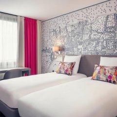 Отель Mercure Tour Eiffel Grenelle 4* Стандартный номер с различными типами кроватей