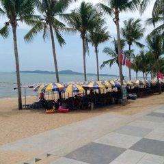 Jomtien Garden Hotel & Resort пляж