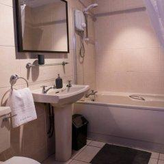 Отель 2 Bedroom Flat in Central Location Sleeps 4 Эдинбург ванная