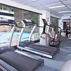 Отель Kingston Suites Bangkok фитнесс-зал фото 3