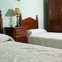 Отель Casa Rural La Yedra сейф в номере