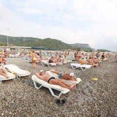 Grand Mir'Amor Hotel - All Inclusive пляж