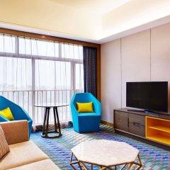 Отель Aloft Guangzhou Tianhe комната для гостей фото 5