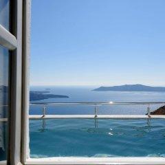 Отель Vinsanto Villas Греция, Остров Санторини - отзывы, цены и фото номеров - забронировать отель Vinsanto Villas онлайн бассейн