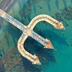 Vikingen Infinity Resort&Spa Турция, Аланья - 2 отзыва об отеле, цены и фото номеров - забронировать отель Vikingen Infinity Resort&Spa онлайн спортивное сооружение