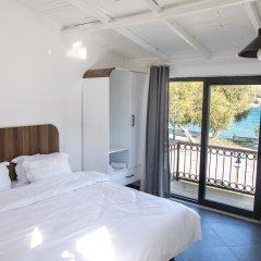 Maya Bistro Hotel Beach комната для гостей фото 3