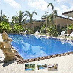 Отель Dacha Resort Phuket бассейн фото 2