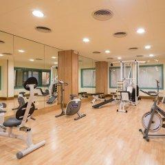 Отель H·TOP Royal Star & SPA фитнесс-зал фото 2