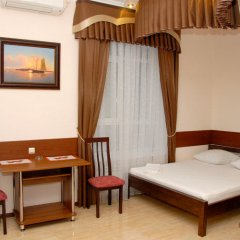 Отель Комфорт Армавир комната для гостей фото 4