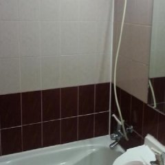 Отель Royal Park Motel Южная Корея, Тэгу - отзывы, цены и фото номеров - забронировать отель Royal Park Motel онлайн ванная