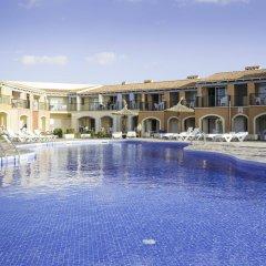 Отель Menorca Sea Club Испания, Кала-эн-Бланес - отзывы, цены и фото номеров - забронировать отель Menorca Sea Club онлайн бассейн