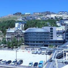 Отель Apartamentos GHM Monachil парковка