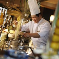 Отель V-Continent Parkview Wuzhou Hotel Китай, Пекин - отзывы, цены и фото номеров - забронировать отель V-Continent Parkview Wuzhou Hotel онлайн питание фото 3