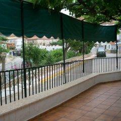 Отель Hostal Rural Gloria балкон