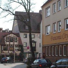 Отель Franconia City Hotel Германия, Нюрнберг - отзывы, цены и фото номеров - забронировать отель Franconia City Hotel онлайн