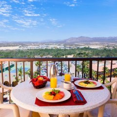 Отель Villa del Palmar Beach Resort & Spa Cabo San Lucas балкон