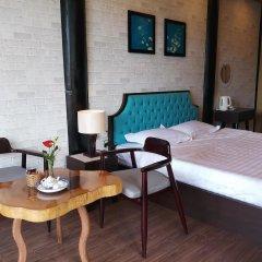 Отель An Bang Stilt House Хойан комната для гостей фото 2