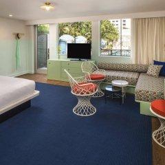 Отель AxelBeach Miami South Beach – Adults Only США, Майами-Бич - 9 отзывов об отеле, цены и фото номеров - забронировать отель AxelBeach Miami South Beach – Adults Only онлайн комната для гостей фото 4