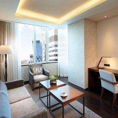 Отель Lotte City Hotel Myeongdong Южная Корея, Сеул - 2 отзыва об отеле, цены и фото номеров - забронировать отель Lotte City Hotel Myeongdong онлайн комната для гостей фото 10