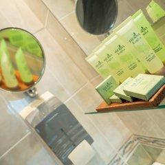 Отель Milennia Family Hotel Болгария, Солнечный берег - отзывы, цены и фото номеров - забронировать отель Milennia Family Hotel онлайн ванная