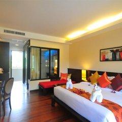 Отель Ao Nang Phu Pi Maan Resort & Spa комната для гостей