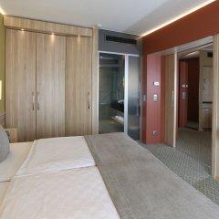 Отель Ensana Thermal Aqua Венгрия, Хевиз - 9 отзывов об отеле, цены и фото номеров - забронировать отель Ensana Thermal Aqua онлайн комната для гостей фото 5