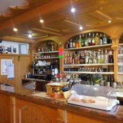 Отель Albergo Rizzi Долина Валь-ди-Фасса гостиничный бар
