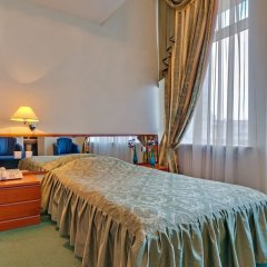 Гостиница Варшава комната для гостей фото 2