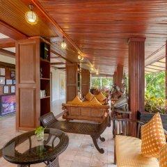 Отель Club Bamboo Boutique Resort & Spa интерьер отеля
