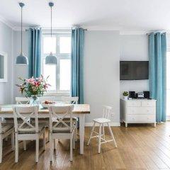 Апартаменты Sanhaus Apartments Сопот комната для гостей фото 3