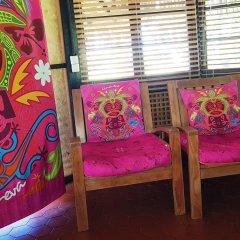 Отель Linareva Moorea Beach Resort Французская Полинезия, Муреа - отзывы, цены и фото номеров - забронировать отель Linareva Moorea Beach Resort онлайн интерьер отеля фото 3