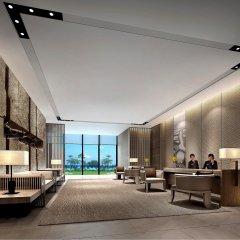 Отель Hilton Shenzhen Shekou Nanhai интерьер отеля